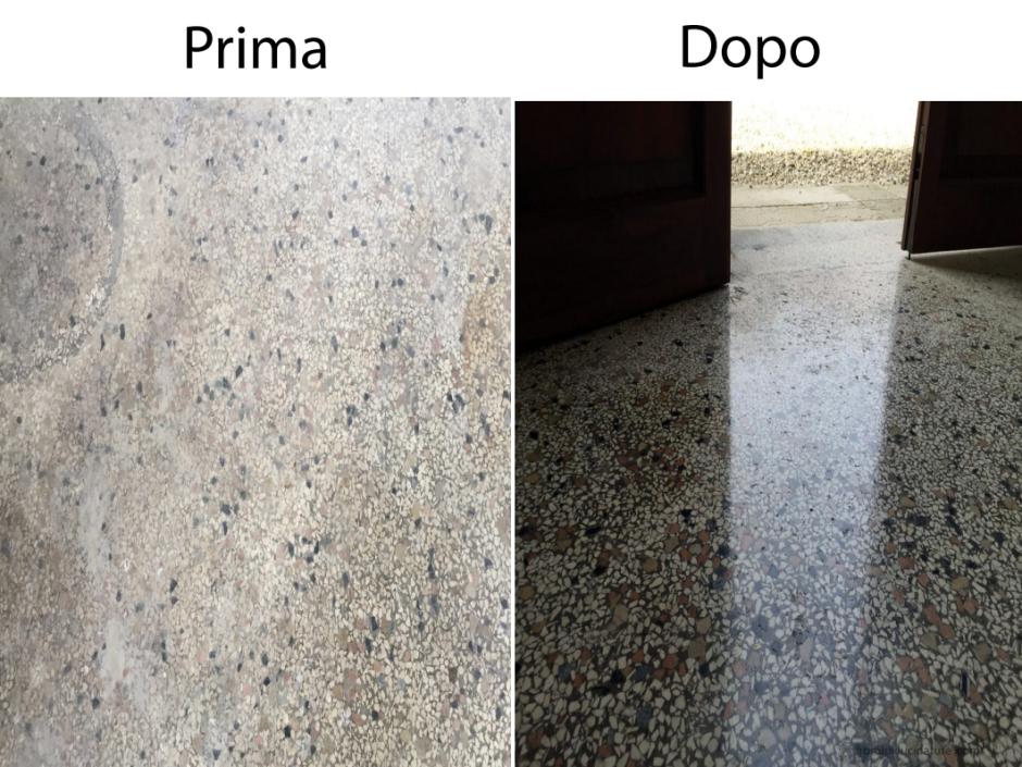 Pavimentazione terrazzo alla veneziana – Lucidatura pavimenti e posa ...